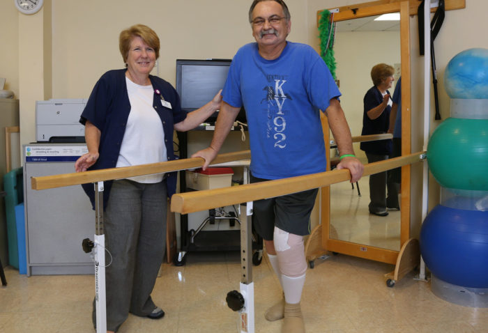 rehabilitation at Knollwood Nursing Center