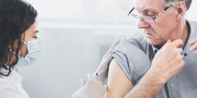 flu vaccine elderly